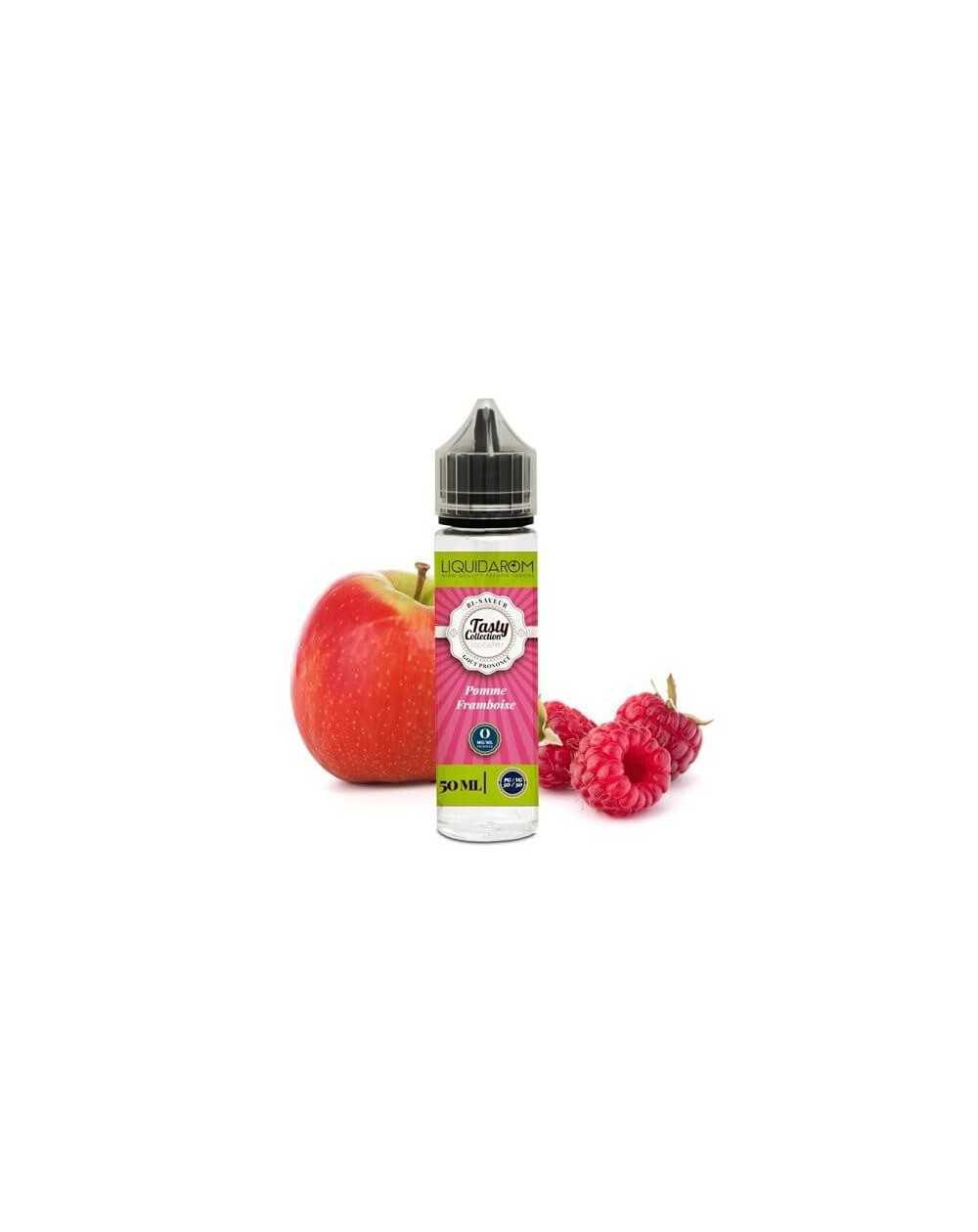 Pomme Framboise 50ml - Tasty Collection-1