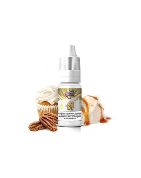 N°24 10ml - Sweet Cream by Eliquid France-1