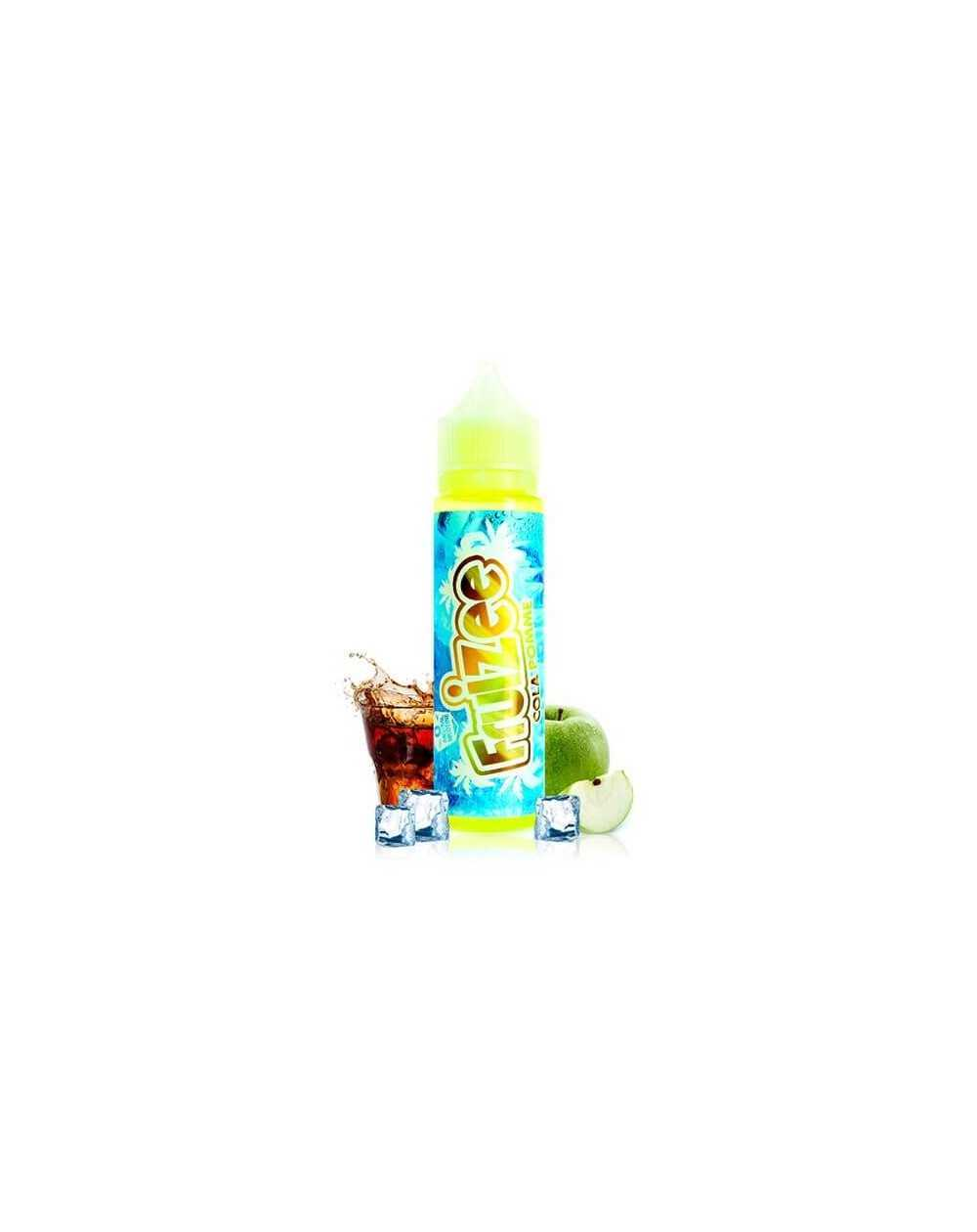 Pomme Cola 50ml - Fruizee by Eliquid France-1