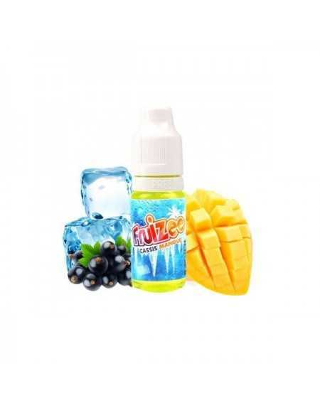Cassis Mangue 10ml - Eliquid France Fruizee-1