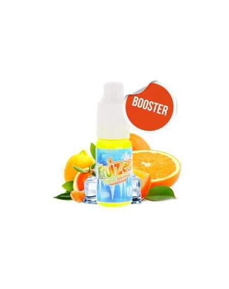 Booster Citron Orange Mandarine No Fresh 10ml - Fruizee By Eliquid France-1