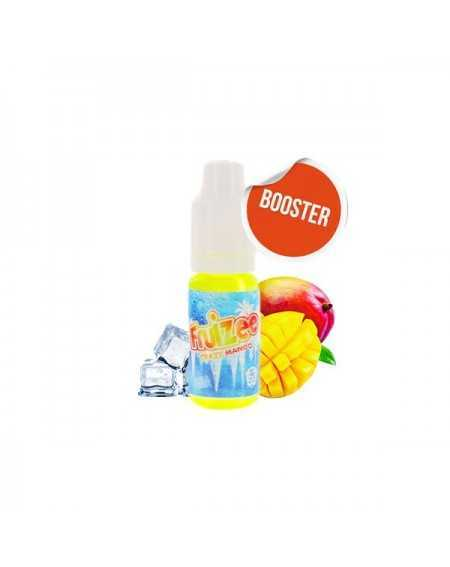 Booster Crazy Mango No Fresh 10ml - Fruizee By Eliquid France-1