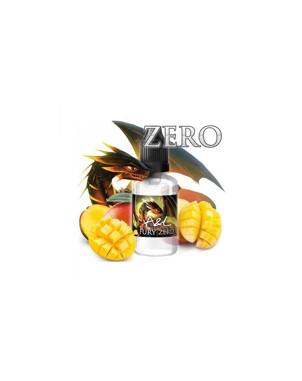 Concentrate Fury Zero 30ml - Ultimate-1