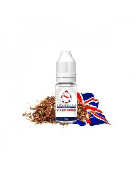 Classic British 10ml - Savourea-1
