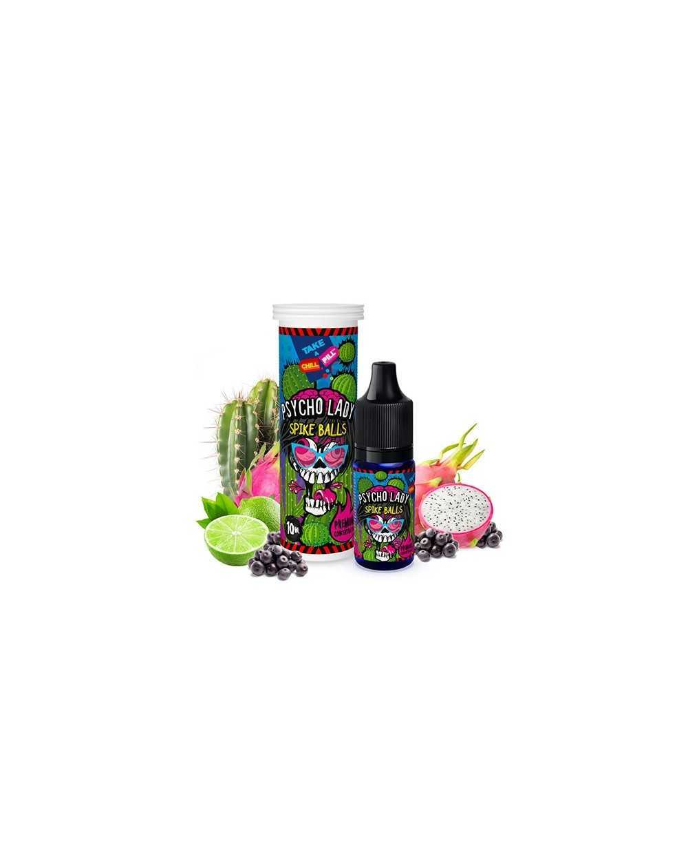 Concentré Psycho Lady Spike Ball 10ml - Chill Pill-1