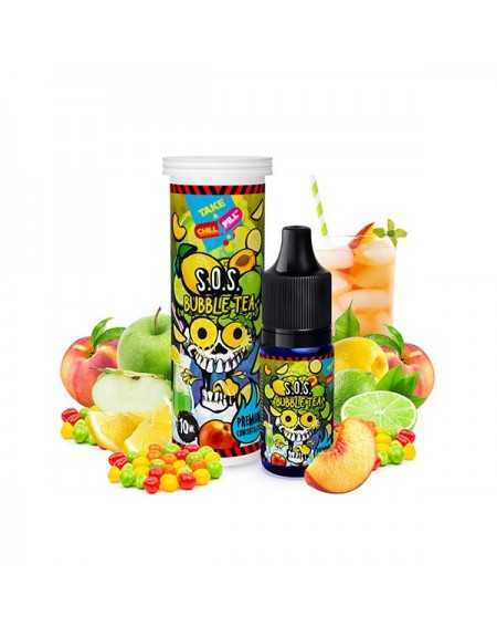 Concentrate S.O.S Bubble Tea 10ml - Chill Pill-1