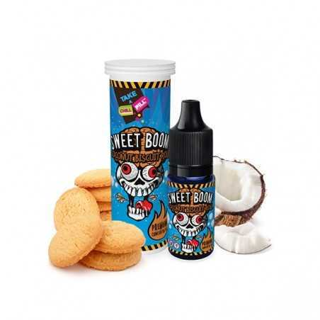 Concentrate Sweet Boom Coconut Biscuit Roll 10ml - Chill Pill-1