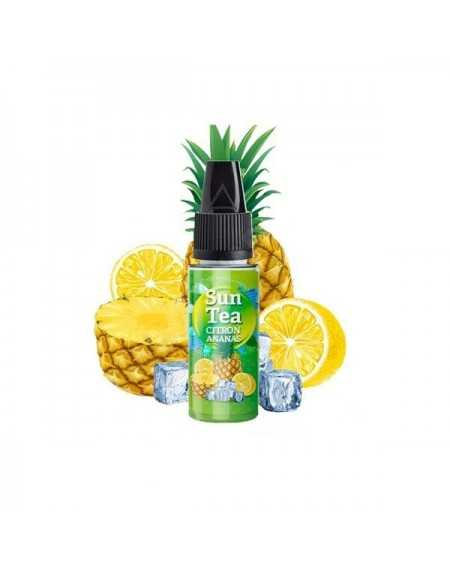 Concentrate Ananas Citron 10ml - Sun Tea by Full Moon-1