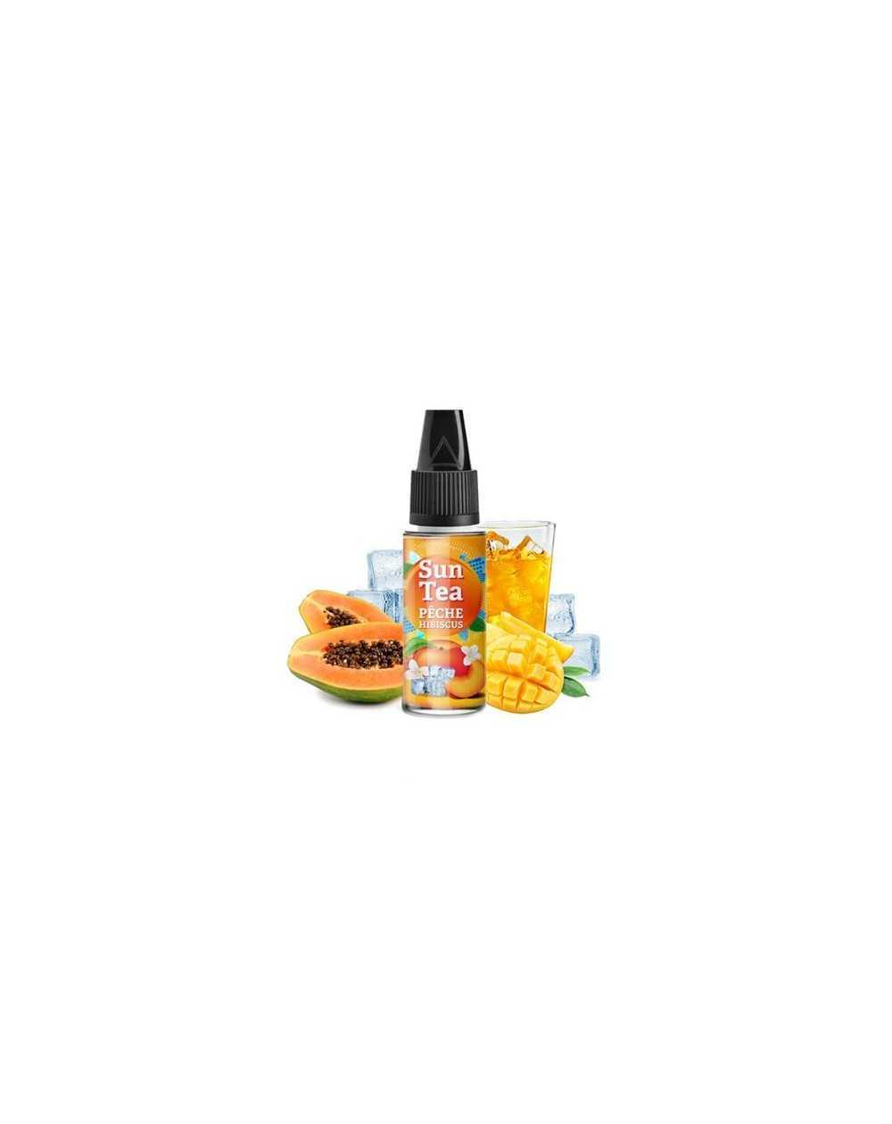 Concentrate Mangue Papaye 10ml - Sun Tea by Full Moon-1