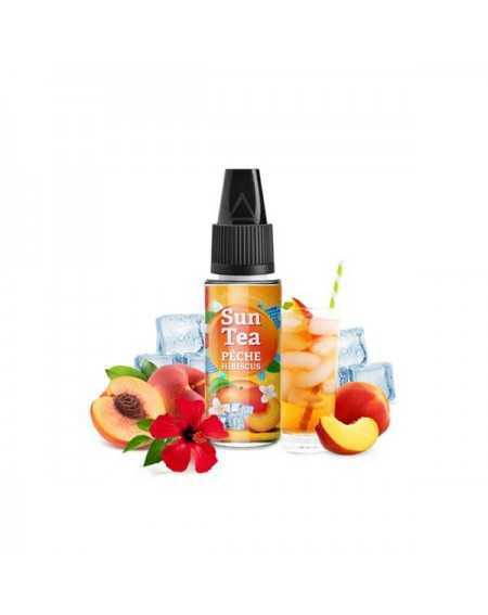 Concentrate Pêche Hibiscus 10ml - Sun Tea by Full Moon-1