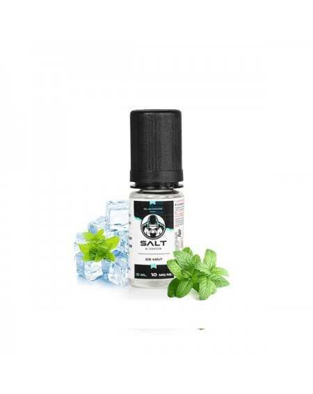 Ice Mint 10ml - Salt E-vapor-1