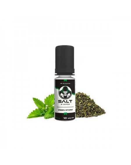 Green Storm 10ml - Salt E-vapor-1