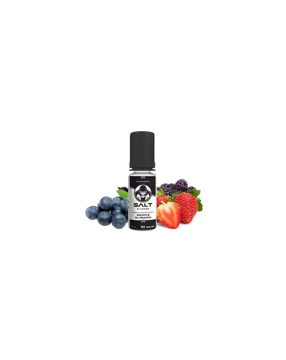 Souffle du Dragon 10ml - Salt E-vapor-1