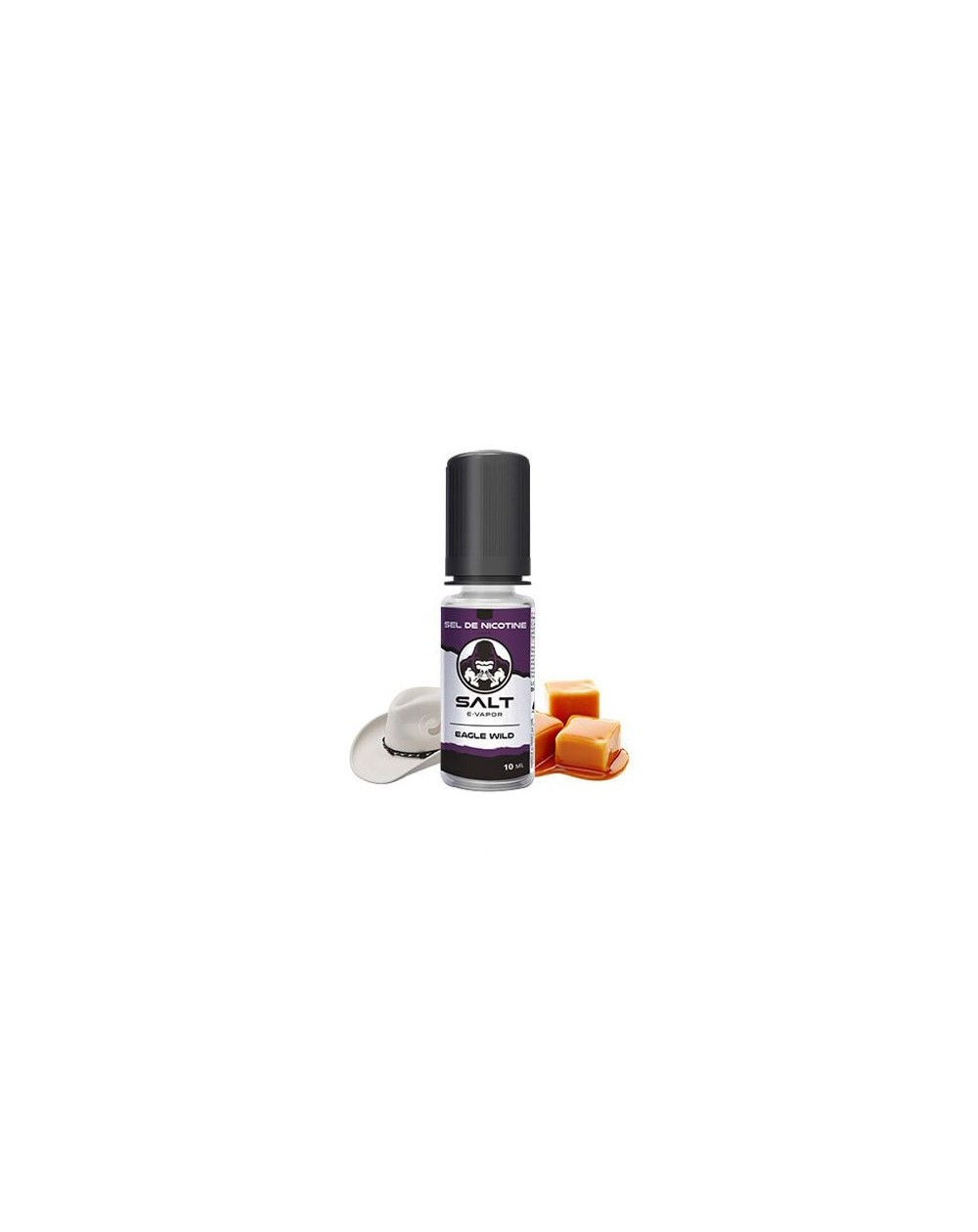 Eagle Wild 10ml - Salt E-vapor-1