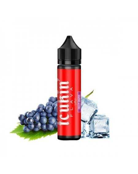 Freezy Grapes Low Menthol 50ml - Fcukin Flava-1