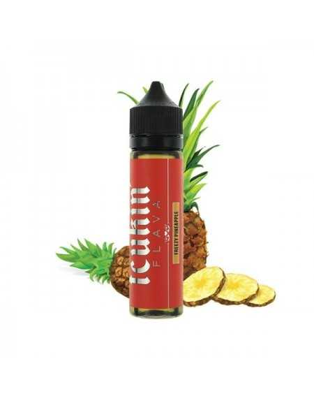 Freezy Pineapple Low Menthol 50ml - Fcukin Flava-1