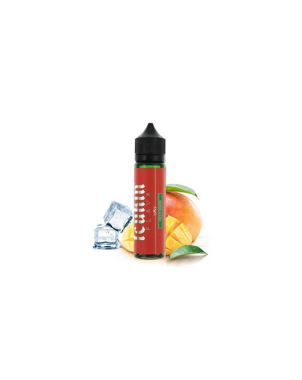 Freezy Mango Low Menthol 50ml - Fcukin Flava-1