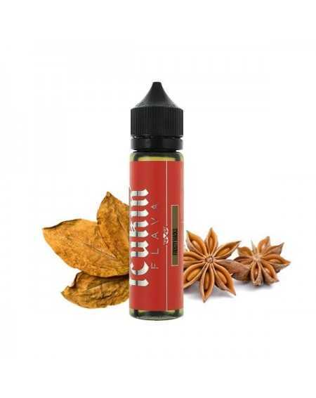 Frosty Hacks Low Menthol 50ml - Fcukin Flava-1
