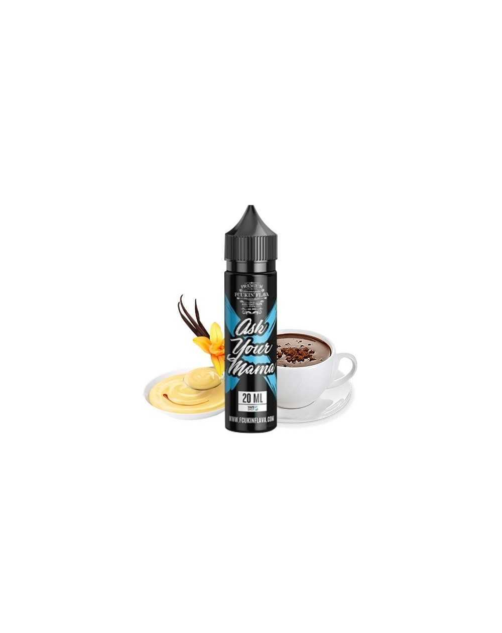 Ask Your Mama 50ml - FFX by Fcukin Flava-1