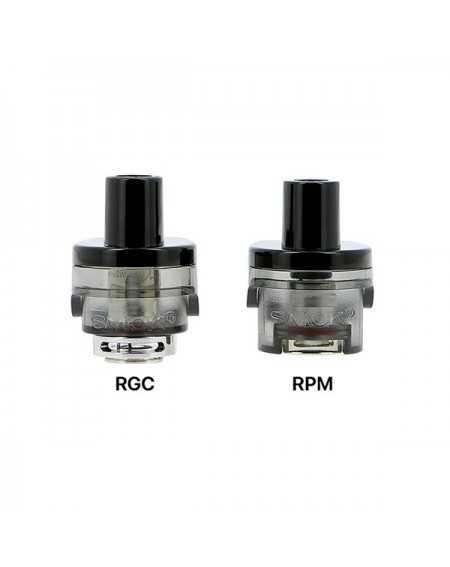 Empty Cartridge Pod RPM/RGC for RPM80 - Smoktech-1