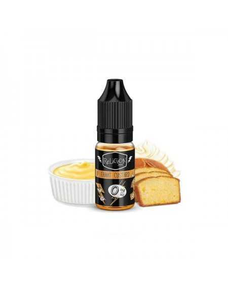 Faaat Custard 10ml - Religion Juice-1