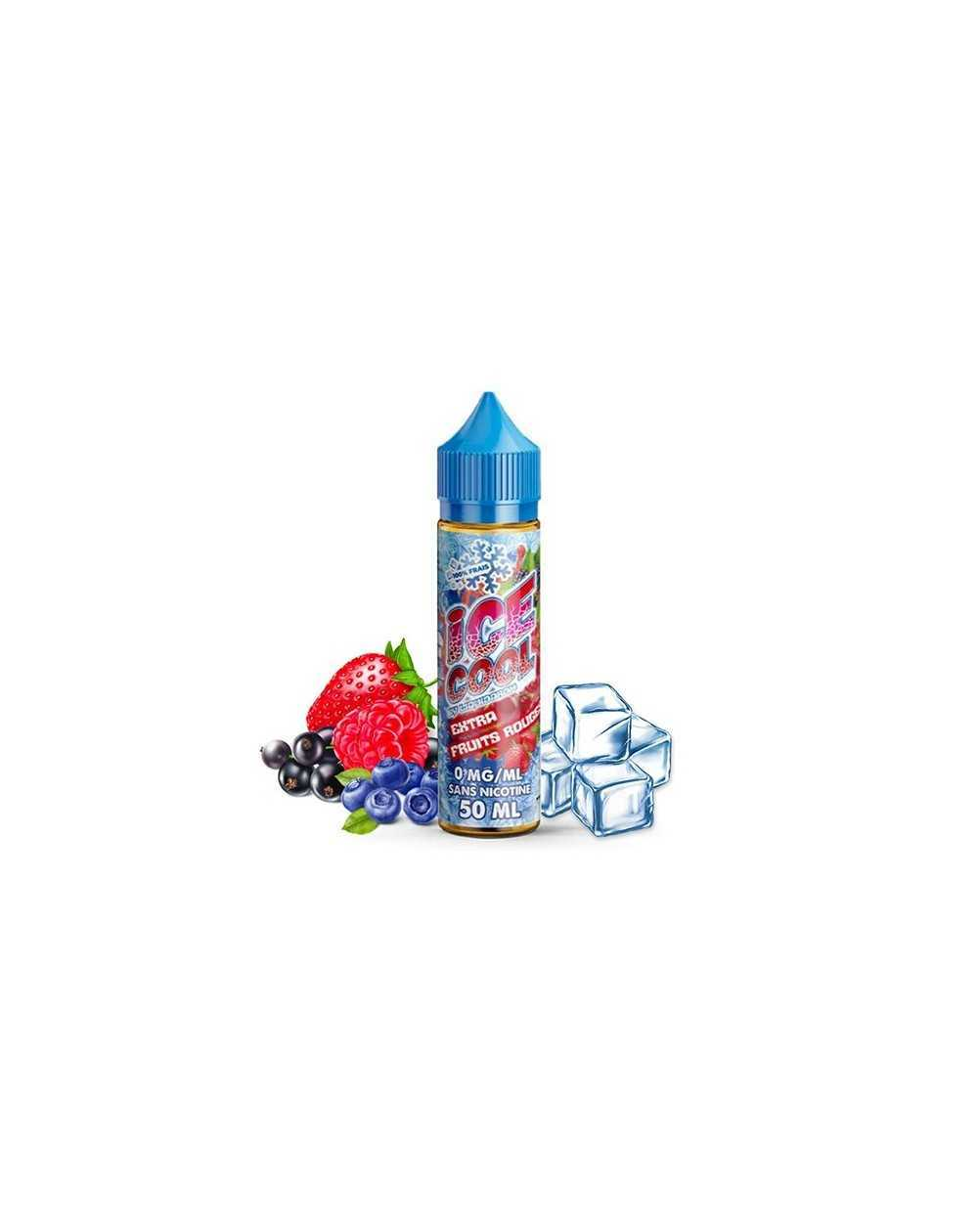 Extra Fruits Rouges 50ml - Ice Cool by Liquidarom-1