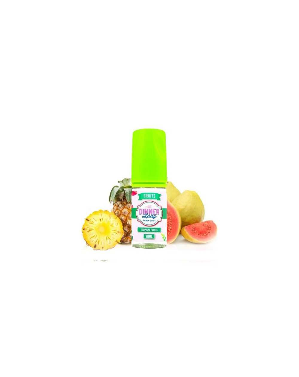 Concentrate Tropical Fruits 30ml - Dinner Lady Fruits-1