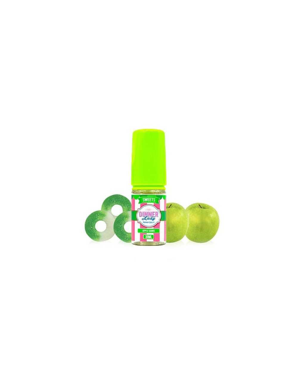 Concentré Apple Sours 30ml - Dinner Lady Sweets-1