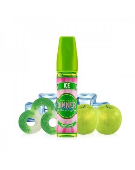 Apple Sours 50ml - Dinner Lady Ice-1