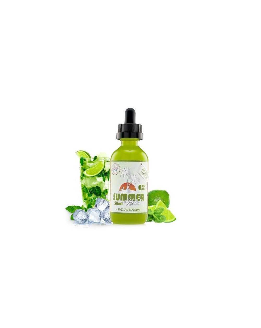 Sunset Mojito 50ml - Dinner Lady Summer Holidays-1