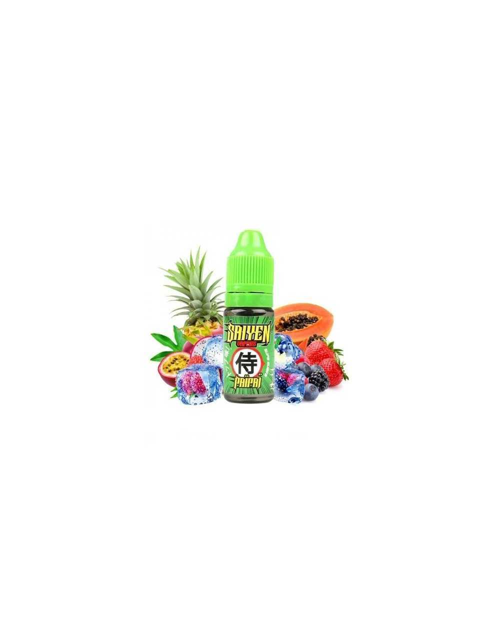 Païpaï 10ml - Saiyen Vapors of Swoke-1