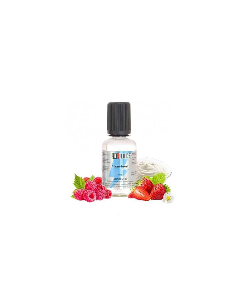 Concentrate Strawberri 30ml - T-Juice-1