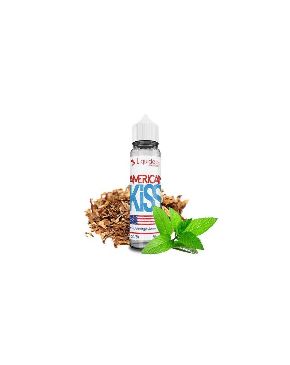 American Kiss 50ml - Liquideo-1