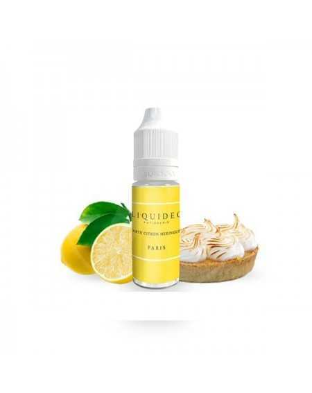 Tarte Citron Meringuée 10ml - Liquideo Tentation-1