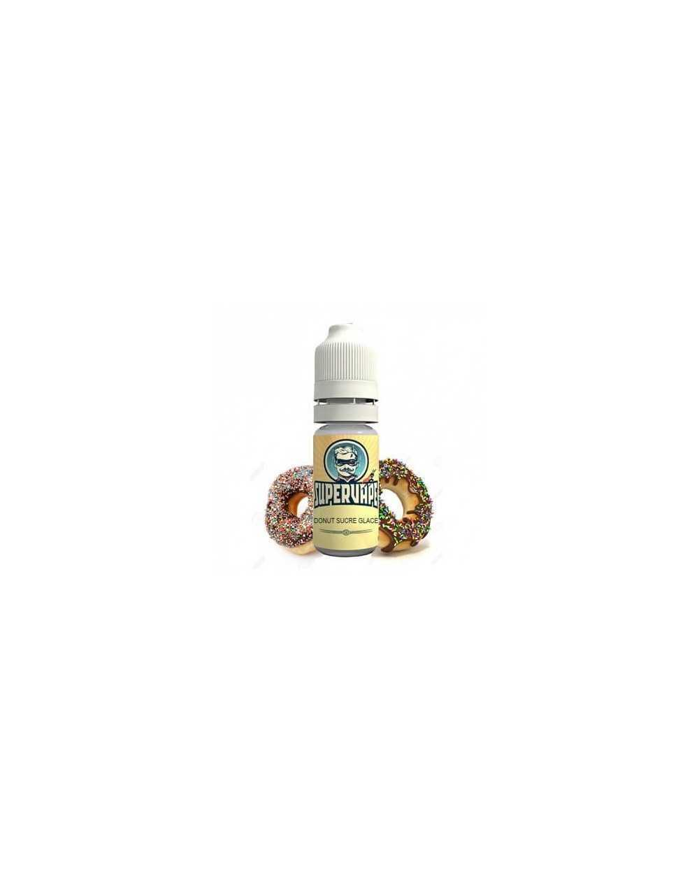 Concentrate Donut Sucre Glace 10ml - SuperVape-1