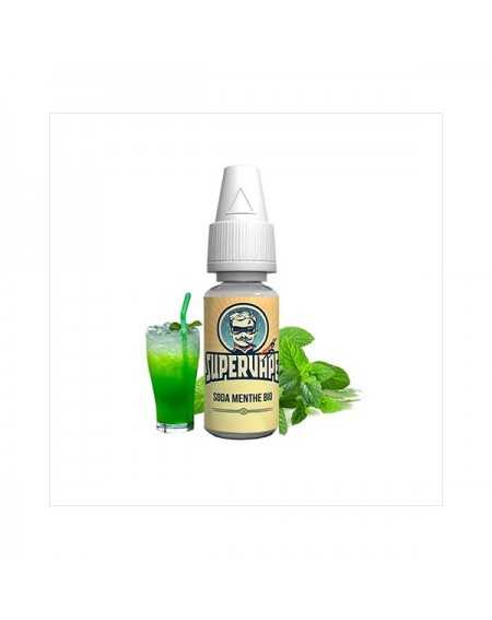 Concentrate Soda Menthe Bio 10ml - SuperVape-1