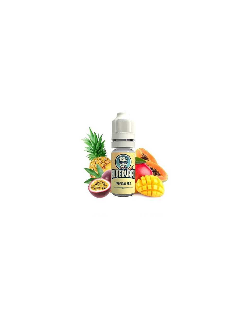 Concentrate Tropical Mix 10ml - SuperVape-1