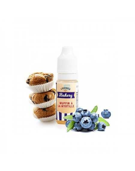 Muffin à la Myrtille 10ml - Liquideo Tentation-1