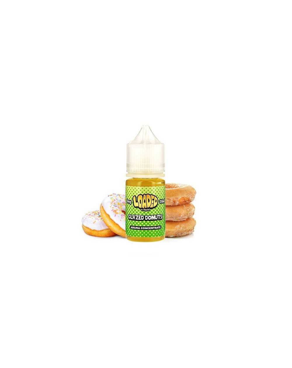 Concentrate Glazed Donuts 30ml - Loaded-1