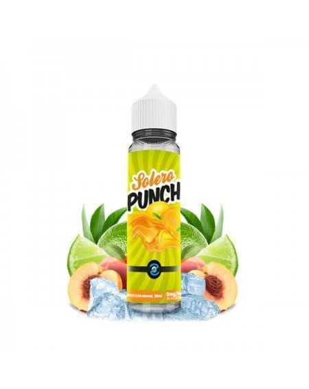 Solero Punch 50ml - Aromazon Public Juice-1