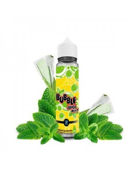 Bubble Juice Mint 50ml - Aromazon Public Juice-1