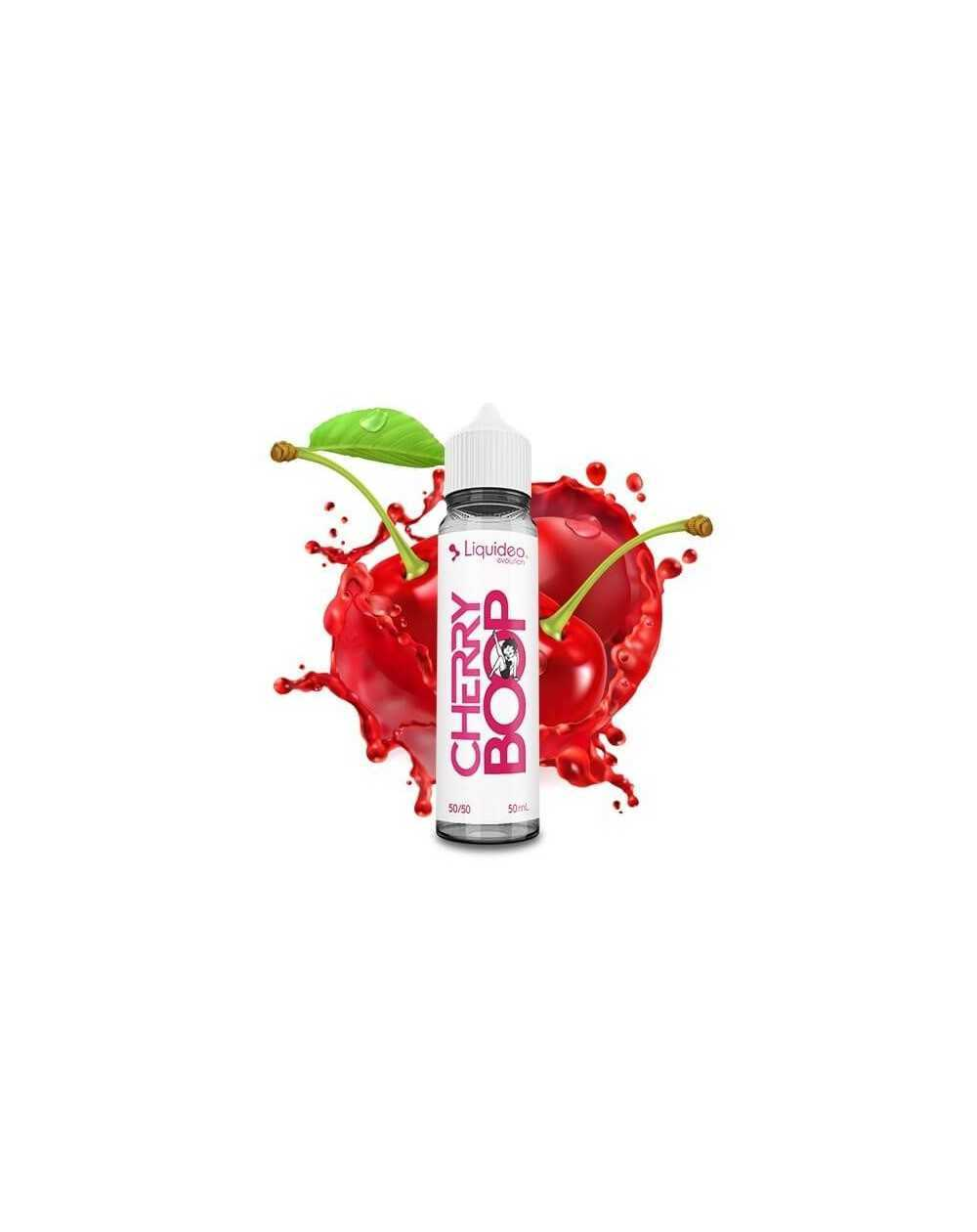 Cherry Boop 50ml - Liquideo-1