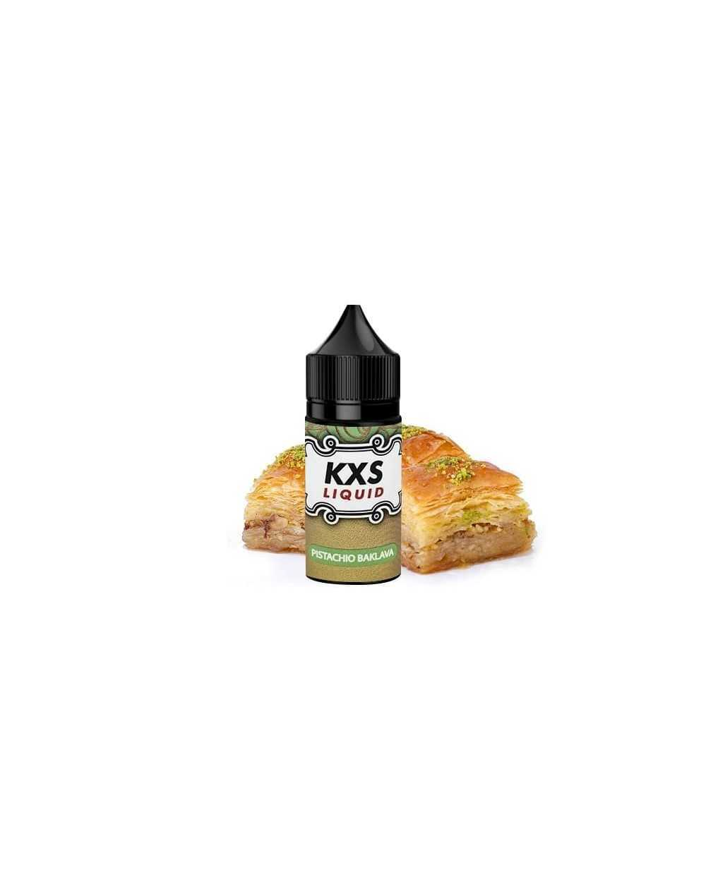 Concentrate Pistachio Baklava 30ml - KXS Liquid-1