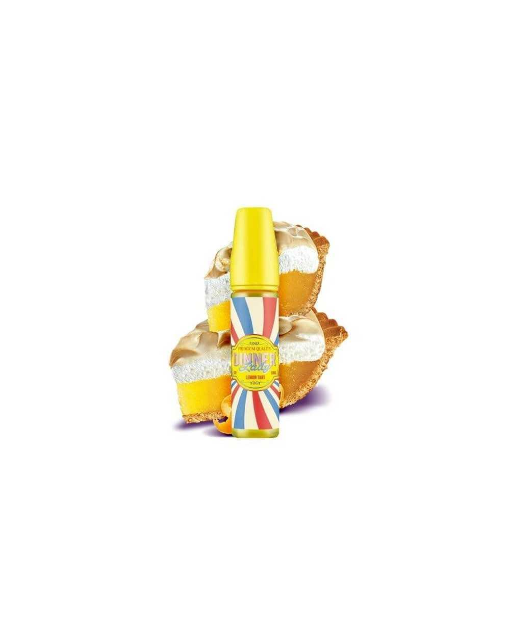 Lemon Tart 50ml - Dinner Lady Desserts-1