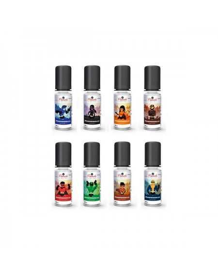 Les indispensables discovery pack 10ml - Le French Liquide-1