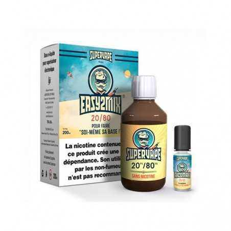 Easy2Mix 20PG/80VG 200ml - Supervape-1