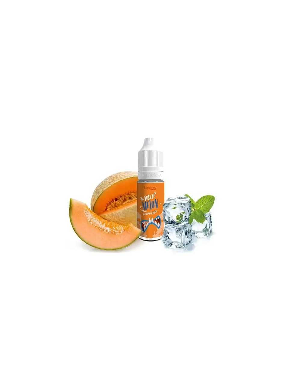 Freeze Melon 10ml - Liquideo Freeze-1