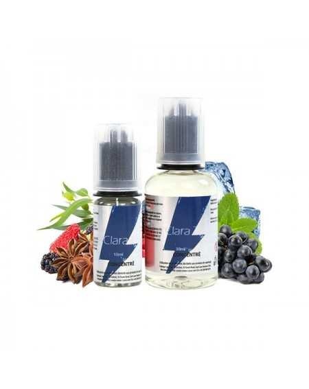 Concentrate Clara-T 10ml et 30ml - T-Juice-1