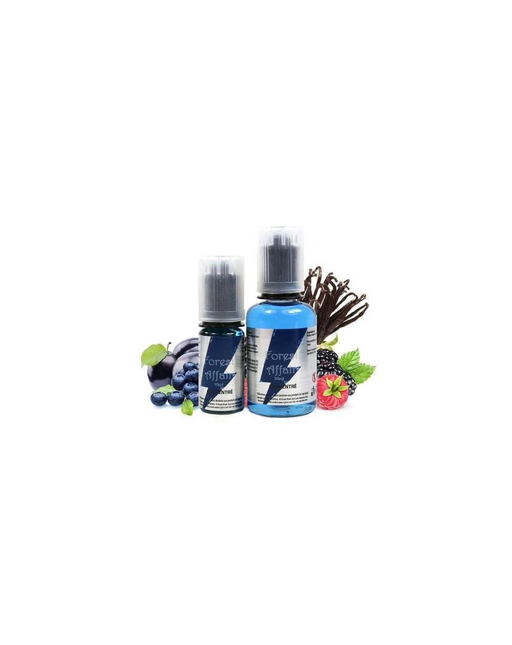 Concentrate Forest Affair 10ml et 30ml - T-Juice-1
