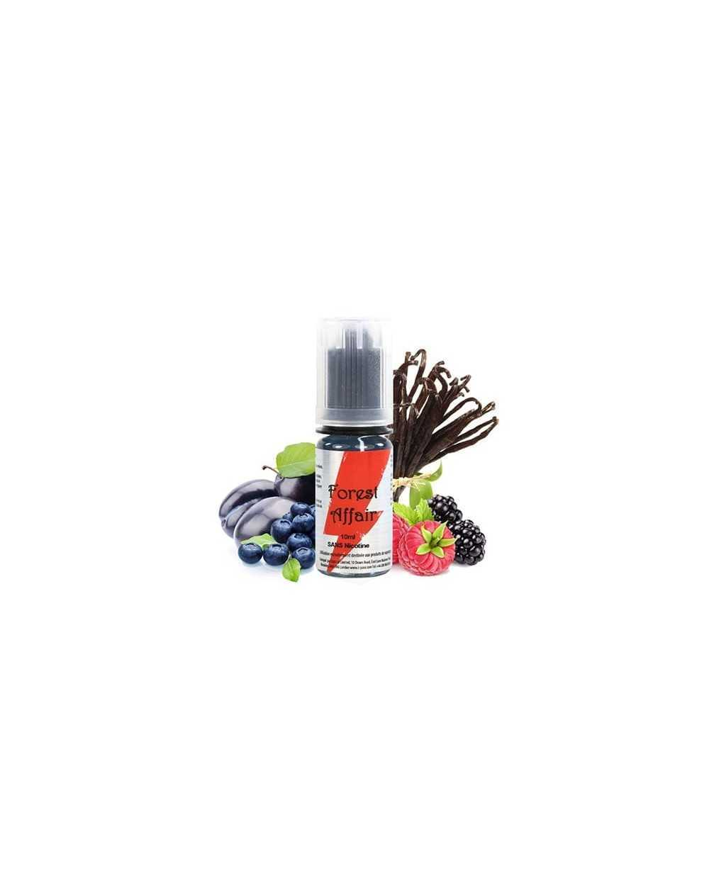Forest Affair 10ml - T-Juice-1